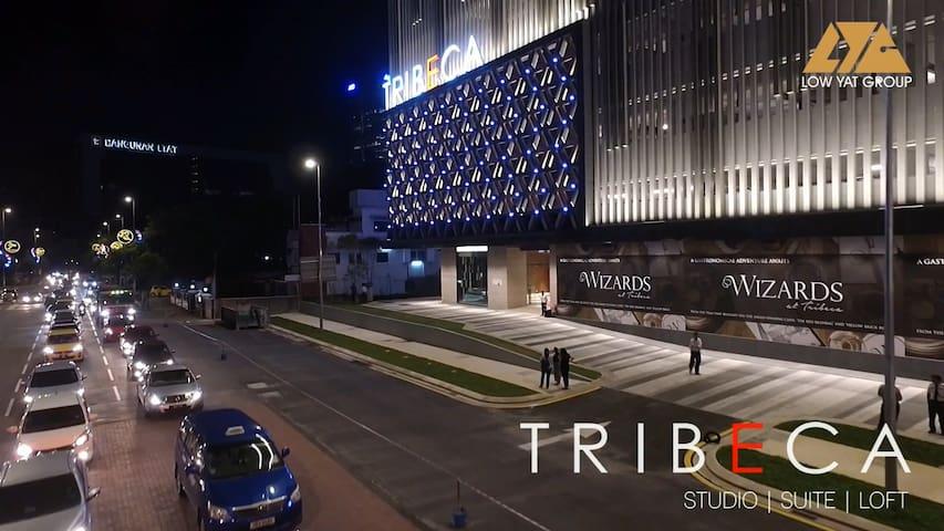 R301 Bukit Bintang 2 Room @Tribeca  (Redman )