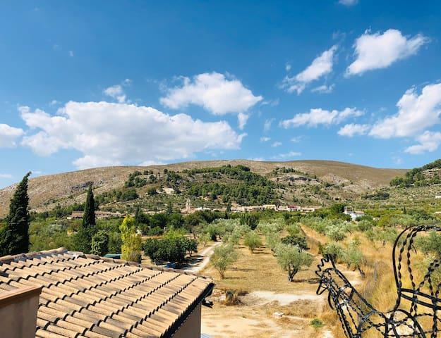 Apartamento Abuhardillado con increíbles vistas