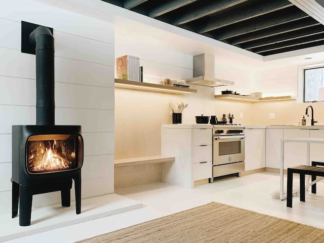 Cook House - open and cozy smart cottage