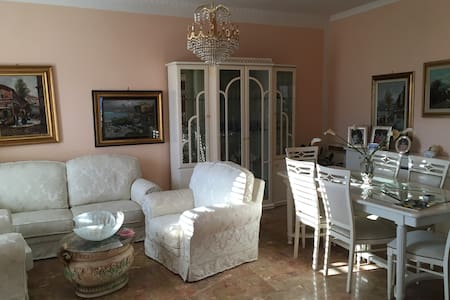 Comfortable room in the heart of the Park cilent - Omignano Scalo - Selveierleilighet