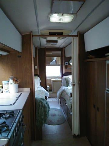 Lincolnville Argosy Airstream