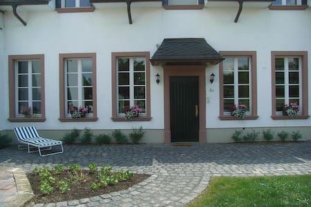 Ferienwohnung im Rosenhof - Üxheim