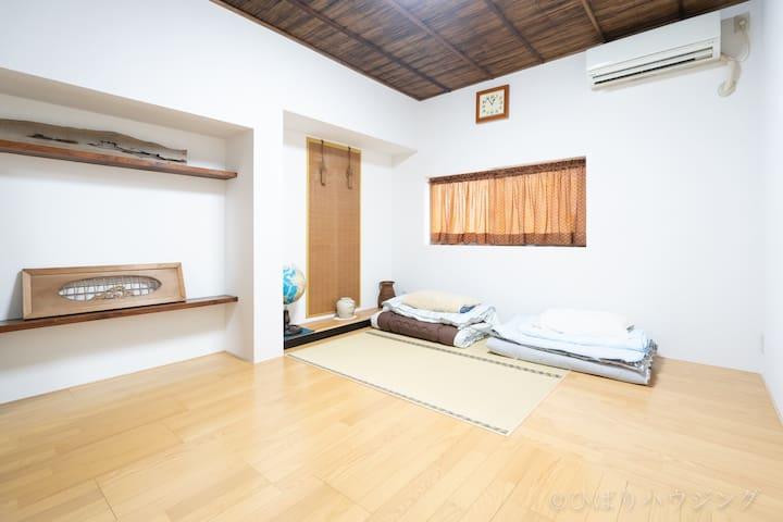 Osaka Nanaumi 七海  Women  Only  2-6 room(1〜4人)