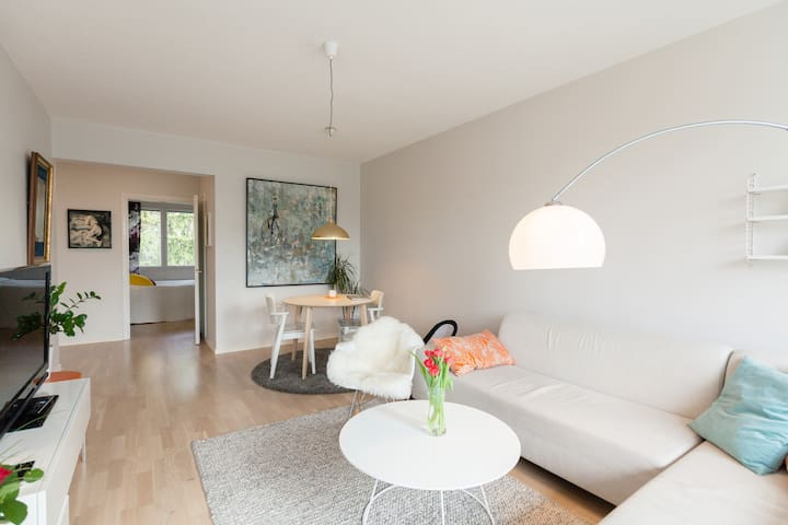 Spacious flat w/ great connections - Espoo - Appartement