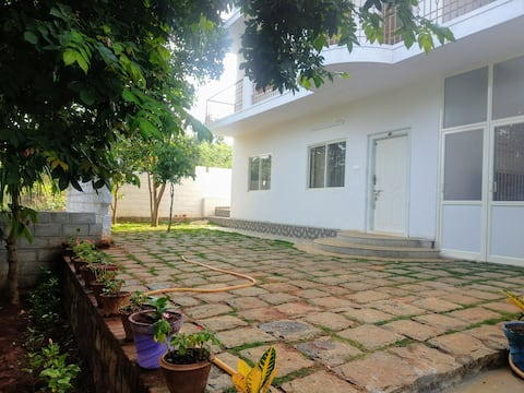 2 Bedroom,SHREEYAA'S &ANANDHI'S suite garden view