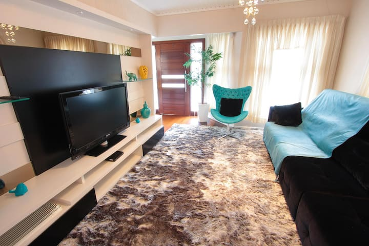 Luiza's House_Comfort for your family.