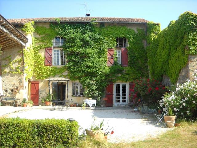 Chambres d'hôtes La Rampeau, calme et convivialité