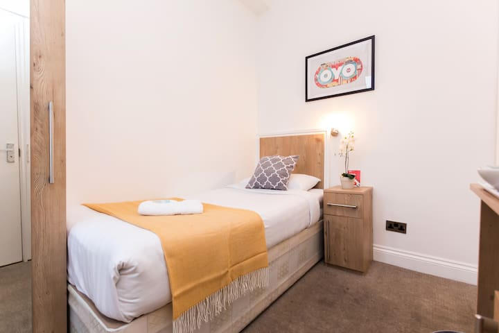 Deluxe Single Room Very Close To Central London
