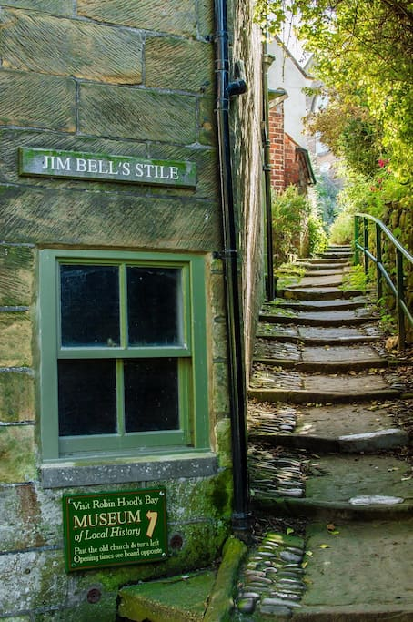 Jim Bell's Stile off New Road