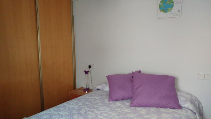 Habitación pqña,cama 1:35cms - Villatuerta - Bed & Breakfast