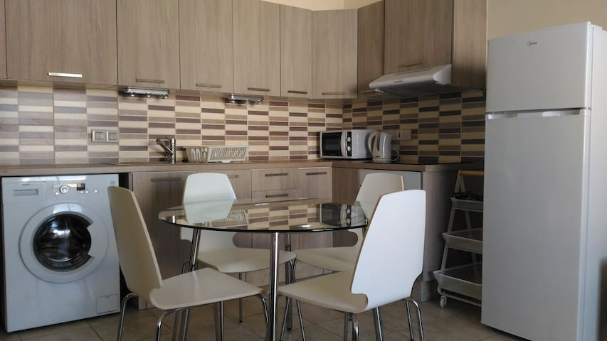 Makenzie Sea View 1-Bedroom Apartment - Larnaca - Appartement