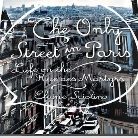 Guidebook for Paris