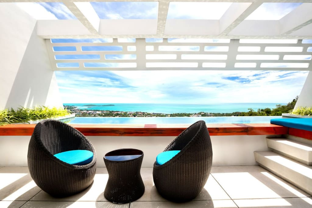 Relax on your Pool Deck
