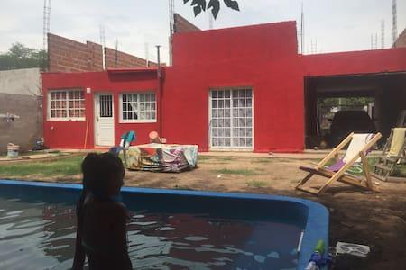 Casa nueva para fin de semana en familia, Cañuelas - Cañuelas - House