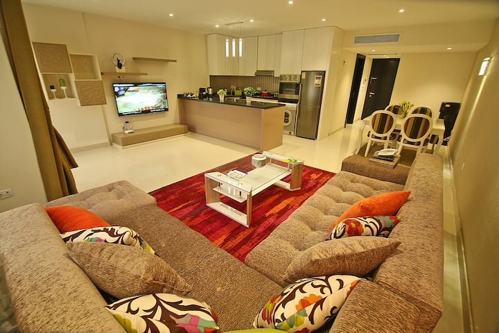 Alashrafia Smart Residence (1 bedroom+balcony)