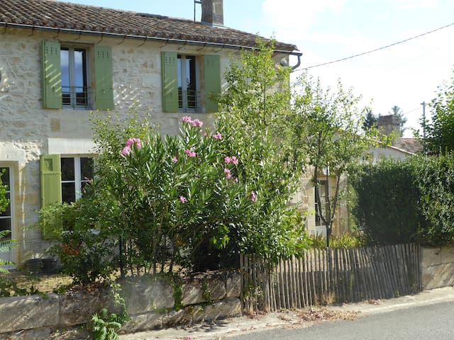 Maison de Village avec Jardin - Asques - Haus