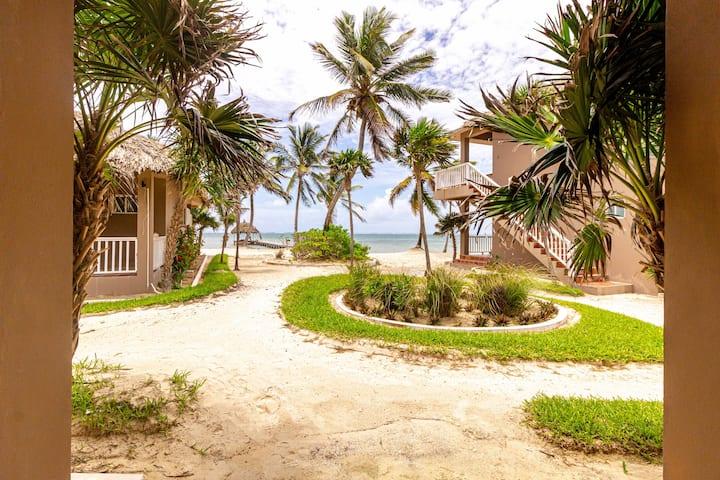 Sapphire Beach Resort 1 Bedroom Ocean View Villa located in quiet secluded resort! (12B)