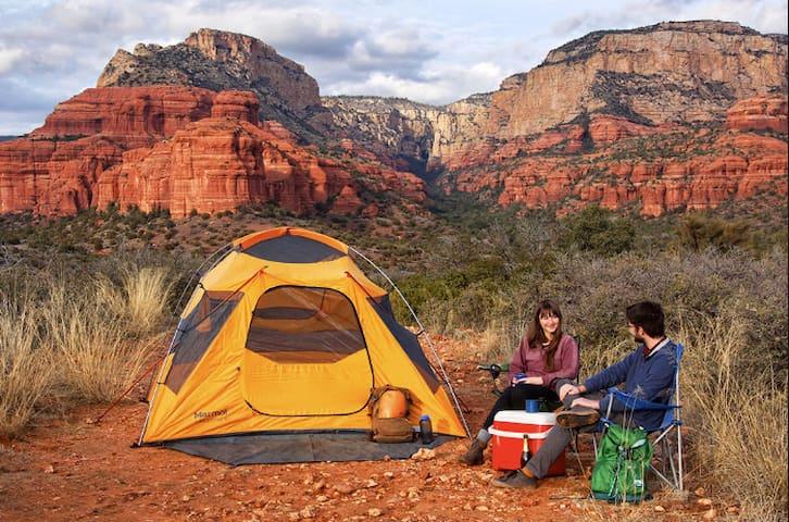 Sedona Camping Gear 2