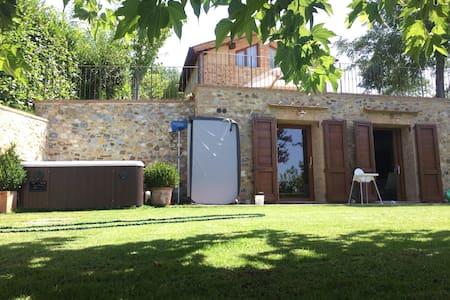 Costaberci -Chianti- Siena Toscana - Casetta - Dům