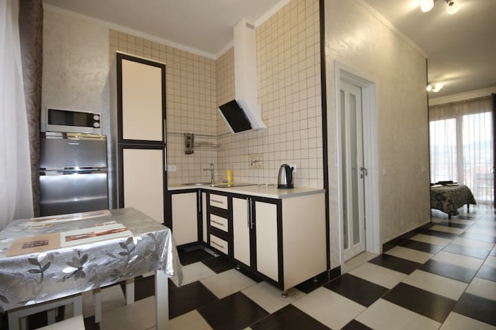 ФАВАР Карпаты, апартаменты с одной спальней
