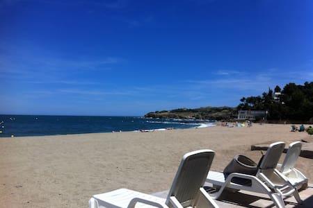 villa en 1ere ligne plage du Racou - Argelès-sur-Mer - Dům
