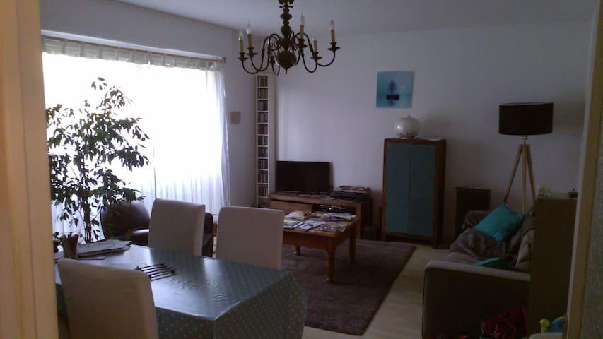appartement 2 pièces  cosy, proche Tram &commerces - Lille - Appartement