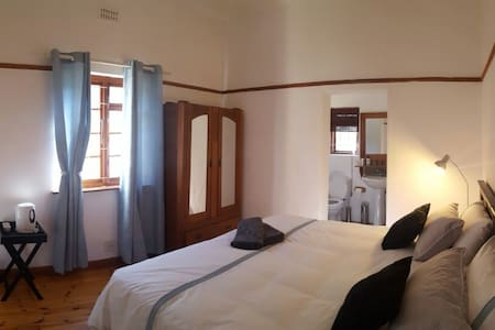 Beautifull double room, Onsuite & coffee station - Kaapstad - Huis