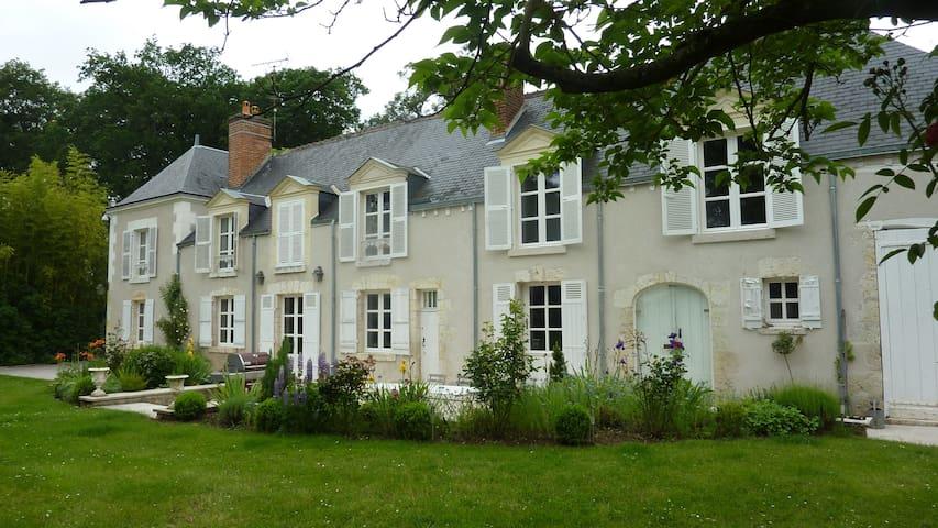 Closerie de Carthage - Chouzy-sur-Cisse - House