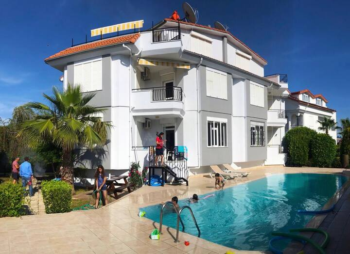 Apartment in Side Villa Apollo 1