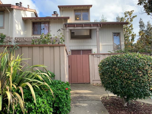 Spacious Boutique 2B2B Home  near Fremont Bart