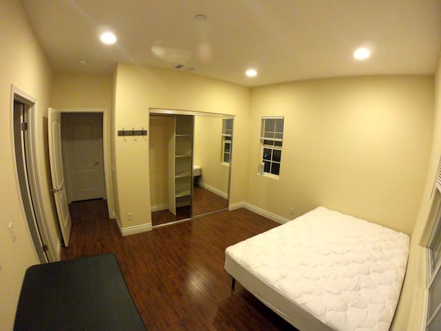 Clean and Beautiful private master bedroom