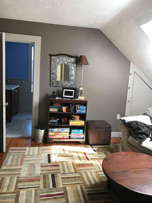 Bonus common room