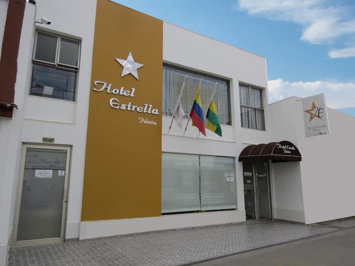 Hotel Estrella Palmira 1 Hab 2 Per 102 Ventilador