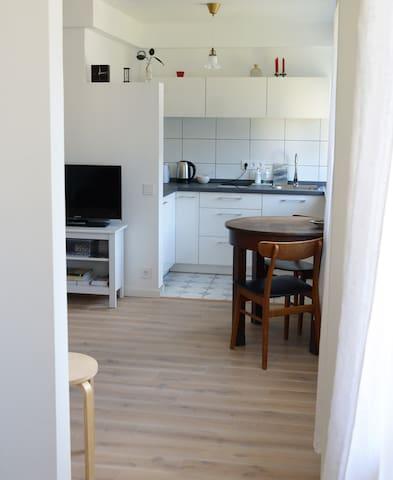 Kitchen, diving room