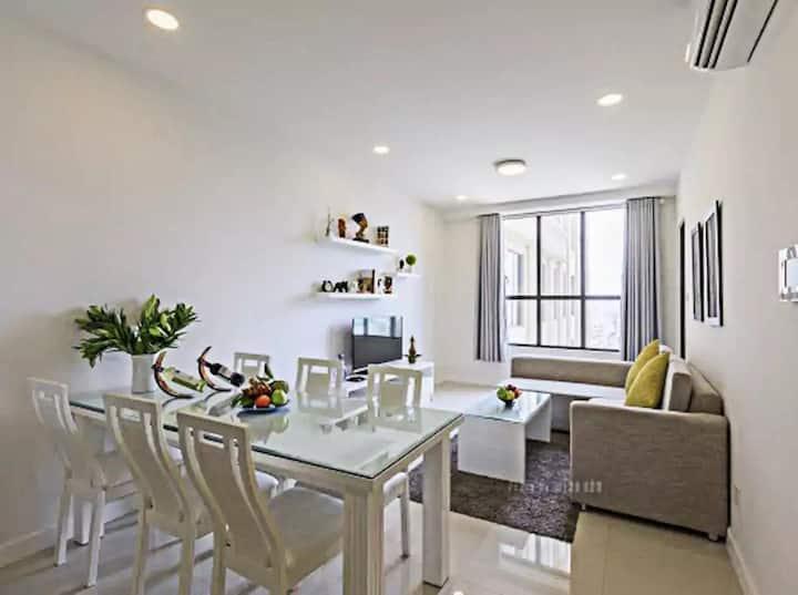 Apartment tại 628 Goldmark City - Quận Bắc Từ Liêm