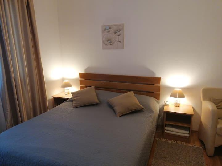 Room, in Poljanak near Plitvice national park
