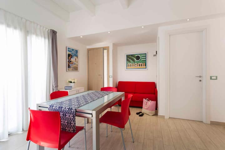 apartment for 4+2 persons in Cattolica R21365