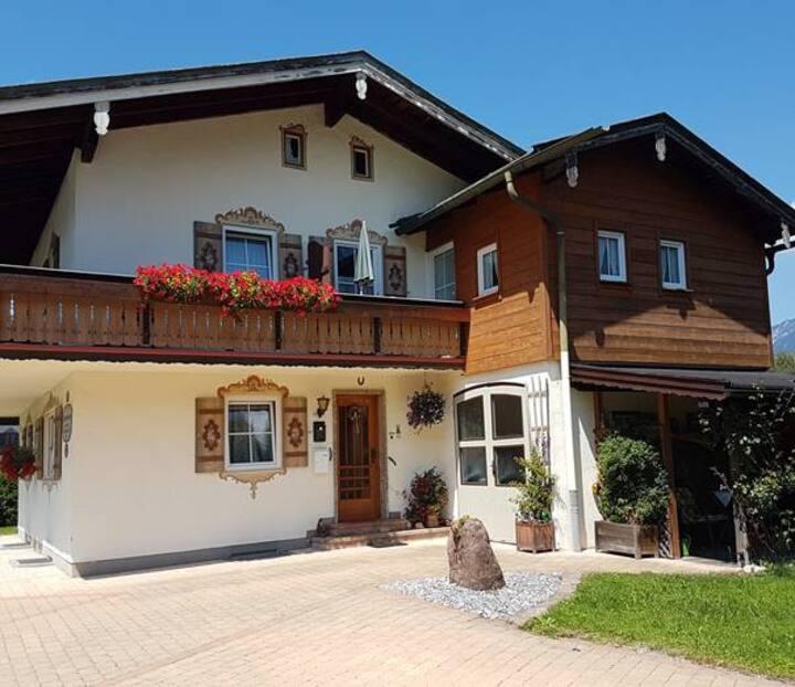 Haus Bergvagabund