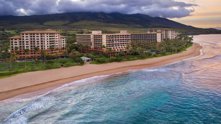 Marriott Maui 2BR Oceanfront Lahaina-Napili Towers