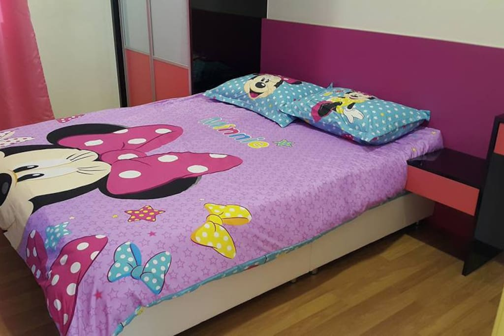 Double Room + one extra bed