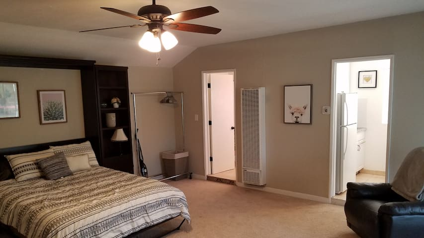 Private Fully Furnished Studio