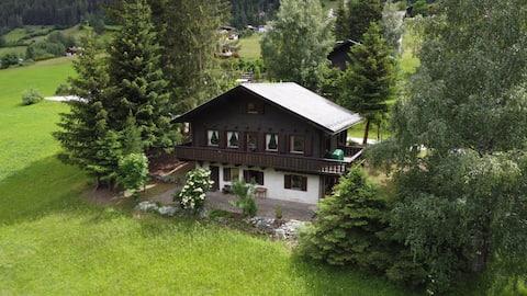 Ferienhaus im Mölltal am Großglockner - Wohnung II