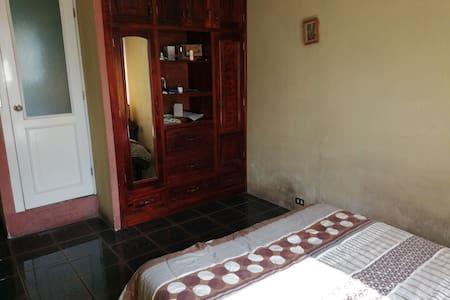Mendez's Bedroom
