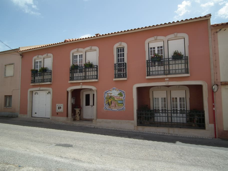 Ferienwohnung Pata da Gaivota Amarela in Atalaia, Westküste Zentral-Portugal