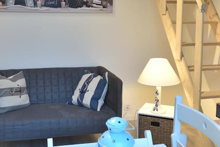 Studio en Mezzanine proche mer et centre ville - La Rochelle - Apartamento