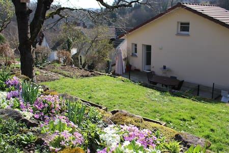 Maison neuve cadre champêtre 5mn pied centre hist. - Épinal - Haus