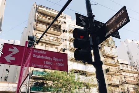 Palermo Soho Gay Friendly - Apartemen