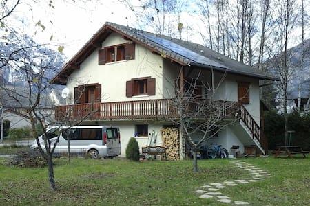 Agréable maison de 110m² au coeur de l'Oisans - Le Bourg-d'Oisans - Casa