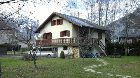 Agréable maison de 110m² au coeur de l'Oisans