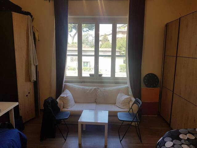 cheapest room in Rome